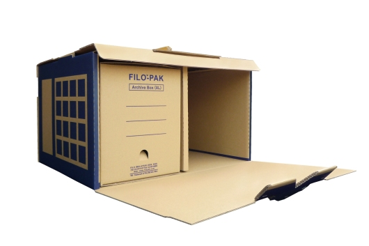 Archive Box (XL) in Filo-Stak