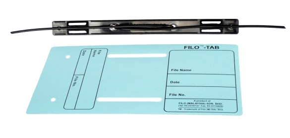 Filo Fastener & Tab Set