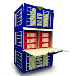 Filo-Stak with Six Dual-Purpose Files inside